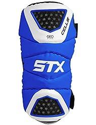 STX Lacrosse celular 3brazo Pad - PD APC3 03 RL/WE, L, Azul real/Blanco