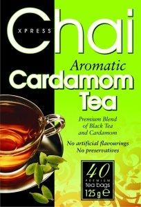 Chai Express Aromatic Cardamom Tea, 125 g