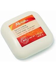 Melvita Savon crème écorce d'orange 100gr