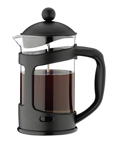 cafe-ole-3-cup-everyday-glass-cafetiere-fresh-coffee-maker-black-350-ml