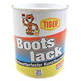 Tiger Bootslack Hochwetterfester