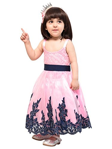 0efebeaec94c Samsara Couture Baby Girls Full Length Party Wear Ball Gown ...