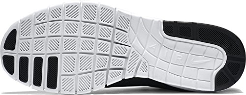 NIKE Baskets - 807507 STEFAN JANOSKI - HOMME black dark grey white 007