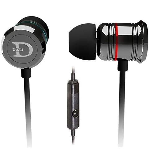 Dunu DN-22M (Detonator) Metal Full Range Noise-Isolating IEM Earphones (9mm Driver)