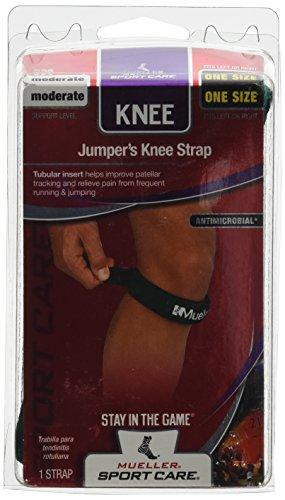Mueller Kniegurt / Jumper's Knee Strap, Einheitsgrösse, grün
