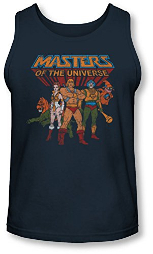 Masters Of The Universe - Herren-Team des Held-Tank-Top, XX-Large, ()