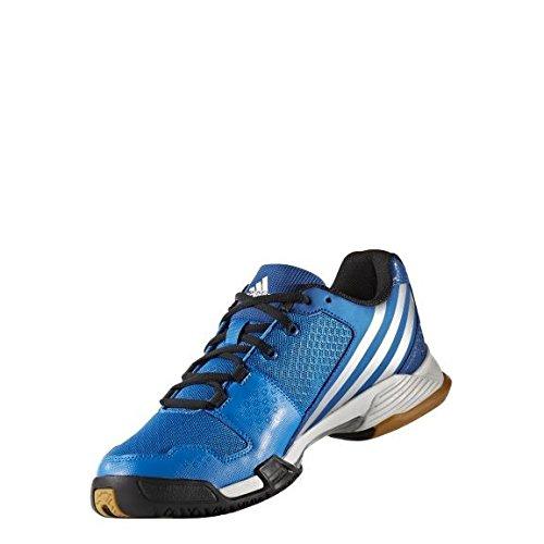 adidas Volley Team 4 - shoblu/silvmt/eqtblu