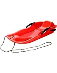 Sanzhileg Deportes al Aire Libre Tableros de esquí de plástico Trineo LUGE Tablero de Arena de