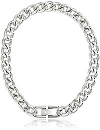 Tommy Hilfiger Jewelry Damen-Gliederkette Classic Signature Edelstahl 45.72 cm - 2700942