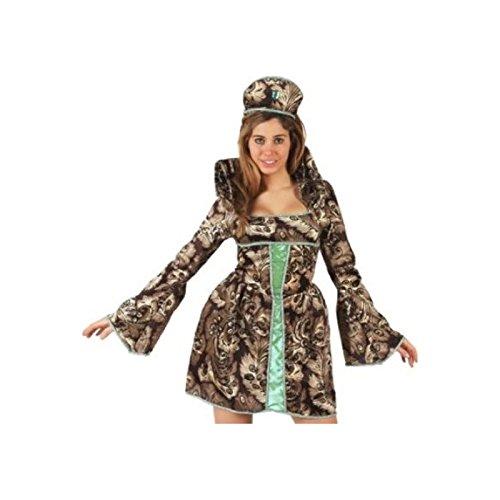 Kostüm Damen Mittelalterlichen 'Comtesse