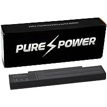 PURE⚡POWER® Batería del ordenador portátil para Samsung R470 R560 R610 R39 R40 R41 R45 R60 R65 R70 R410 R510 R700 R710 NP-P50 NP-P60 NP-R40 NP-R40 Plus NP-R45 NP-R65 NP-R70 NP-X60 R-470 R-560 R-610 4400 mAh