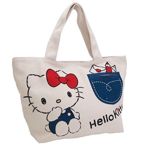 Sanrio Hello Kitty Tasche Kitty und Tasche - Kitty Shopper Tasche