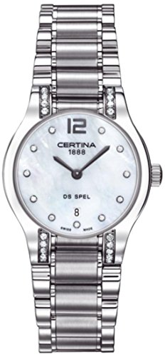 Certina-Ladies-Watch-XS-Analog-Quartz-Stainless-Steel-c0122096111600