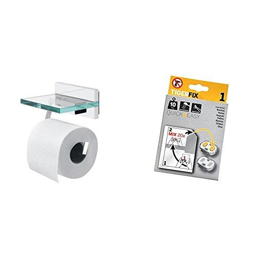 Tiger Boston Toilettenpapierhalter,
