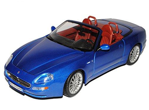 maserati-3200-gt-spyder-cabrio-blau-2004-2007-1-18-bburago-modell-auto