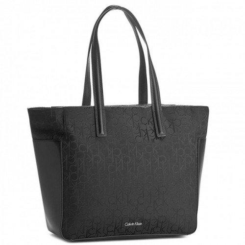 Borsa Donna Calvin Klein Jeans Nin4 Logo Large Tote