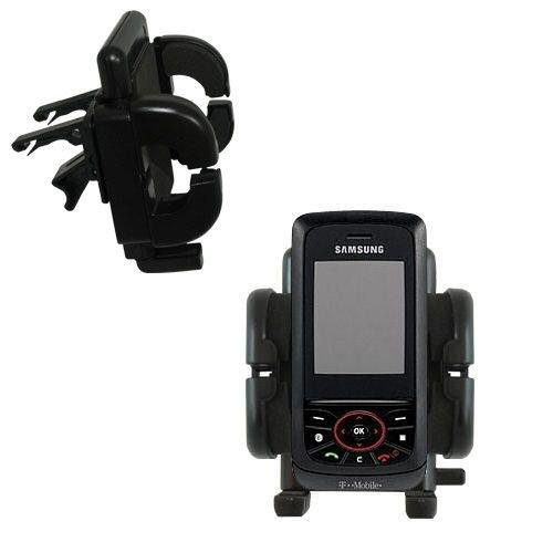 Samsung SGH-T729 Cradle-Lüftungshalterung Einzigartige Autohalterung mit Lüftungsklemmen mit Garantie auf Lebensdauer