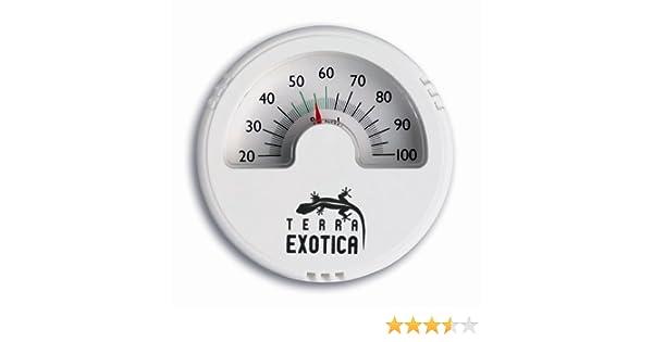 5.7 x 1.3 x 6 schwarz TFA 30.5026.01 Dostmann digitales Thermo-Hygrometer Moxx