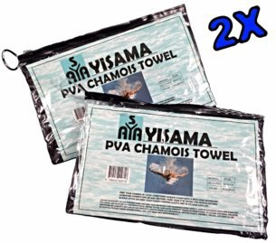 yisama-pva-chamois-cloth-to-dry-after-swimming-carwash-and-pets-pack-of-2
