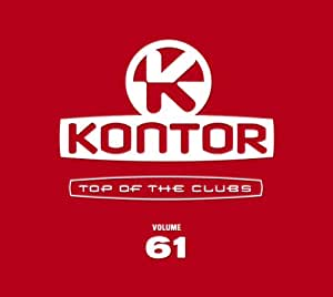Kontor Top Of The Clubs Vol.61