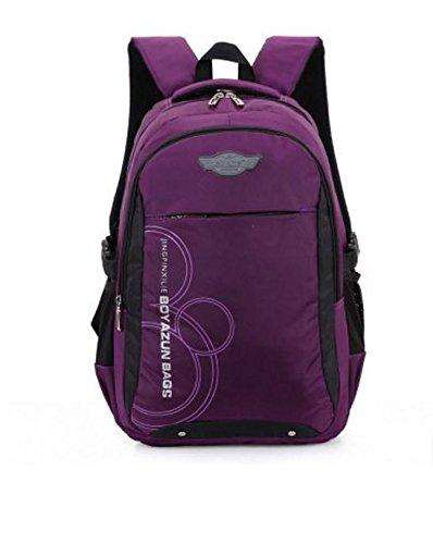 HCLHWYDHCLHWYD-Multifunzione zaino alpinismo borsa sportiva delle donne borsa tracolla zaino borsa di marea , 4 4