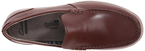 Chaussures Clarks Fallston Step Boat brown