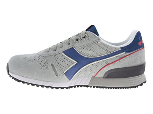Diadora Grau Titan Unisex Sneaker Premium Low Erwachsene Hals 1ZSr071