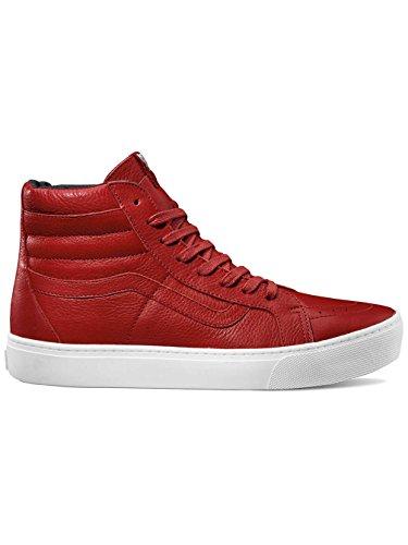 VN0A2Z5X1EDRED Vans Sneakers Herren Leder Rot (leather) red