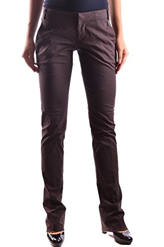 dirk-bikkembergs-womens-mcbi097007o-brown-cotton-pants