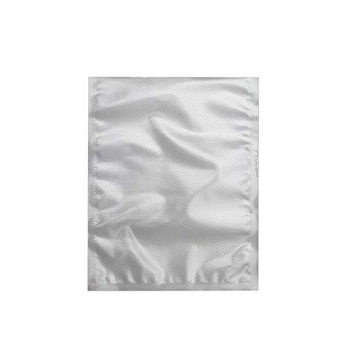 Allpax Vakuumierbeutel 20x25 cm [extra stark] - 100 Stück Beutel Set für alle Vakuumiergeräte - ideal für Lebensmittel und Sous Vide Garen