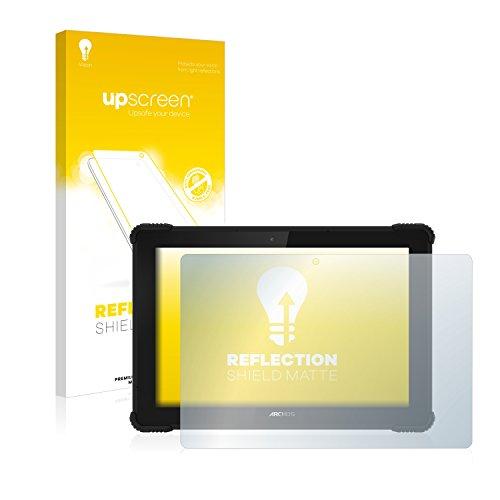 upscreen Matt Schutzfolie kompatibel mit Archos 101 Saphir - Entspiegelt, Anti-Reflex, Anti-Fingerprint