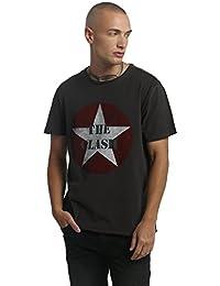 Amplified Men Overwear/T-Shirt The Clash Star Logo