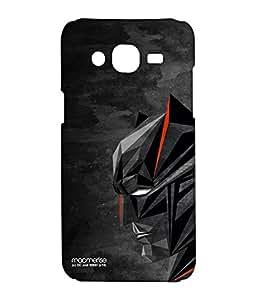 Batman Geometric - Case For Samsung Grand Prime