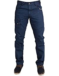 MENS NEW ETO STRAIGHT LEG BLUE JEANS LATEST FUNKY DESIGN 28 TO 42 RRP £44.99
