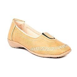 TEN Tan Denim Loafers/Moccasins