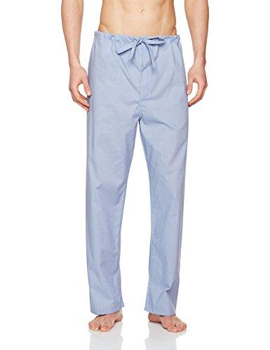 Brooks Brothers Herren Zweiteiliger Schlafanzug Blau