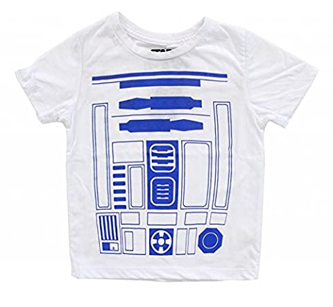 Star Wars R2-D2 Toddler Costume T-Shirt (2T)