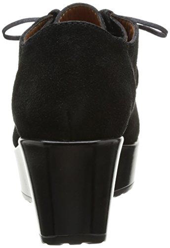 Espace Rafran, Chaussures de ville femme Noir (Croûte Noire)