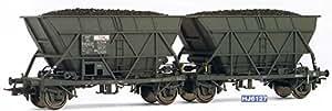 Jouef HJ6127 Couplage de wagons trémie EF60 ?SITRAM?, époque III