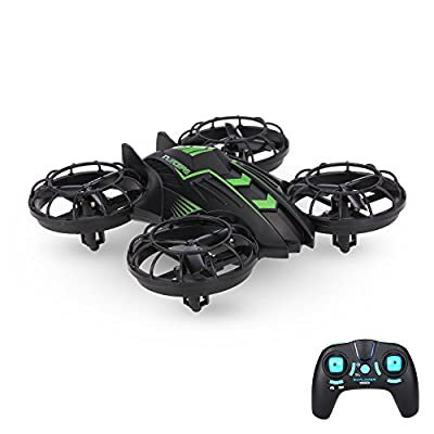 GoolRC 515V 0.3MP Camera Drone Hovering Drone UFO 2.4G 4CH 6-Axis Remote Control Quadcopter with Altitude Hold Headless Mode Photo/Video Taking Quadcopter