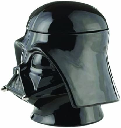 Star Wars Wars Wars Darth Vader 3D-Keramikkeksdose [Import alleFemmed] 24875d