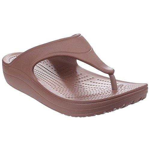 Crocs Sloane Platform, Sandali Da Donna Bacca