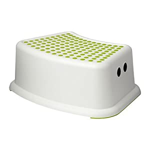IKEA CHILDS FOOT STOOL/STEP WITH ANTI-SLIP FÖRSIKTIG 10