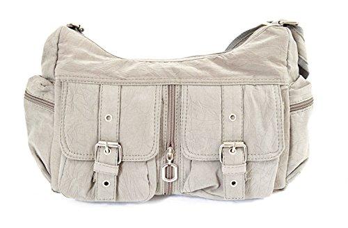 flevado , Sac à main porté au dos pour femme - Modell  3
