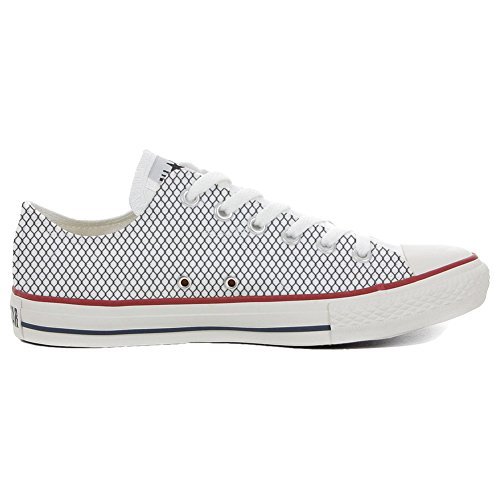 Converse All Star Chaussures Coutume (produit artisanal) Network