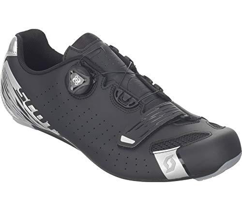 Scott Scott Road Comp Boa Rennrad Fahrrad Schuhe schwarz/Silber 2019: Größe: 48