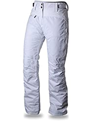 Trimm pantalones de mujer rose, mujer, color Blanco - blanco, tamaño M