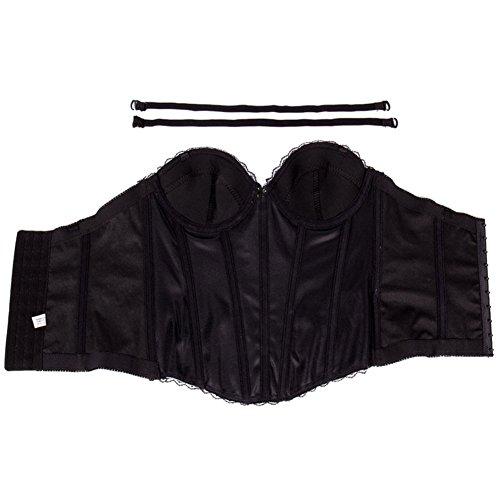 Lingeier Baumwolle Camisole Korsagen Burlesque Shaper Body Slimming Accessories Top Bustiers Custume Y04