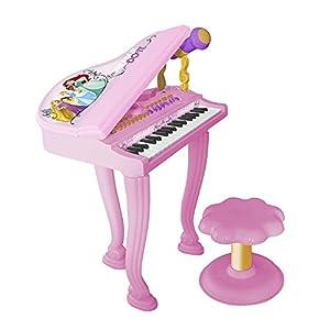 CLAUDIO REIG Princesas Disney Piano y banqueta 5299.0