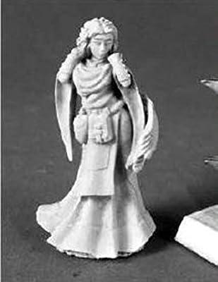 Ostarzha Female Elf Cleric Unpainted Reaper Miniatures